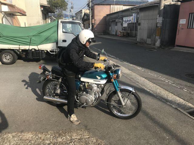 バイクシーズン到来!_a0164918_19175046.jpg