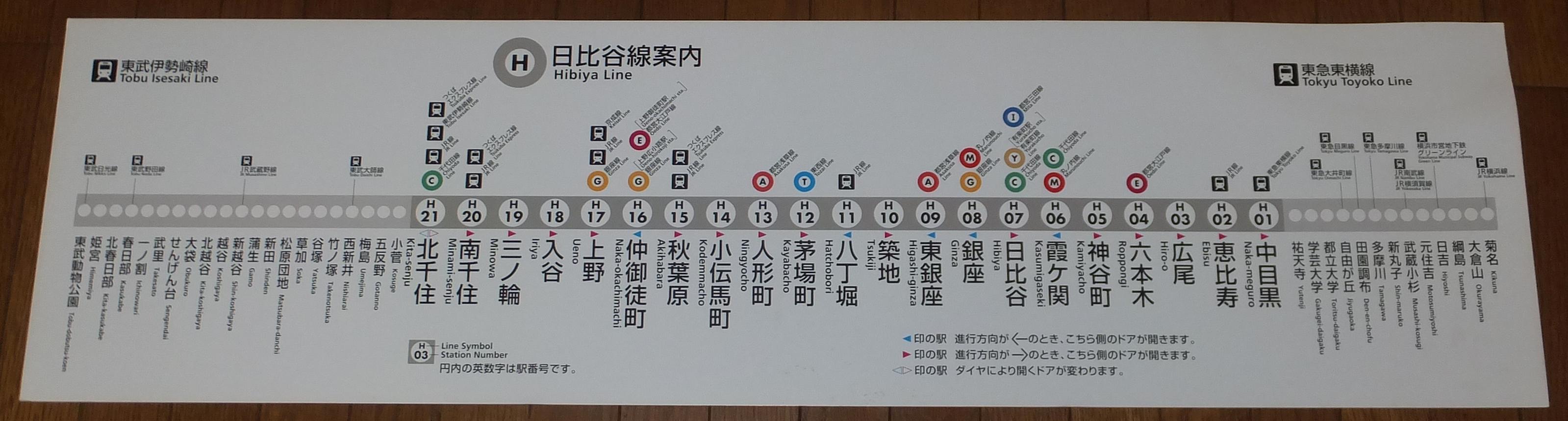 有楽町 線 路線 図