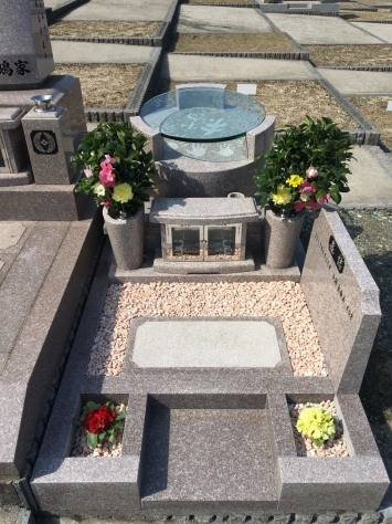 洋墓デザイン墓_c0160758_13162768.jpg