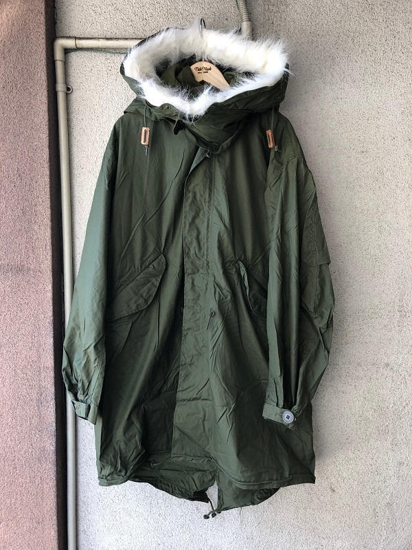 Dead Stock  M-65 Fishtail Parka_c0146178_13414810.jpg