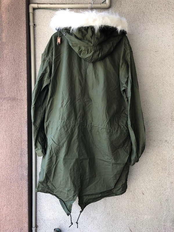 Dead Stock  M-65 Fishtail Parka_c0146178_13415749.jpg