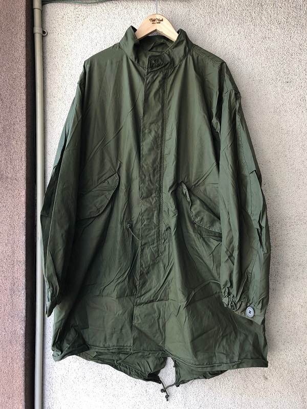 Dead Stock  M-65 Fishtail Parka_c0146178_13422127.jpg