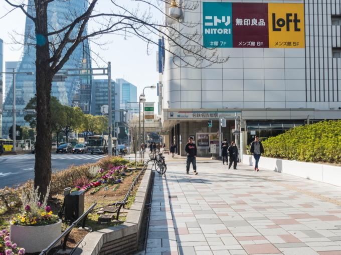 昨年秋に就航のエア・アジアでふらっと名古屋に行って来ました(2)_f0276498_11512167.jpg