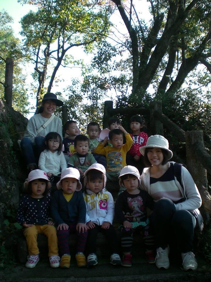 「森の子 園外保育」_a0323443_11413053.jpg