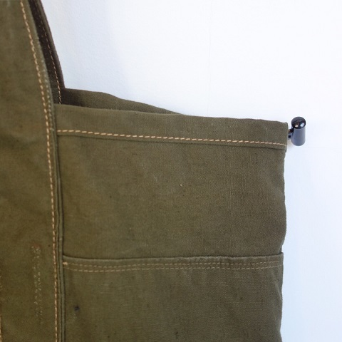 folk original : remake bag (50\'s Czech army)_a0234452_17264187.jpg