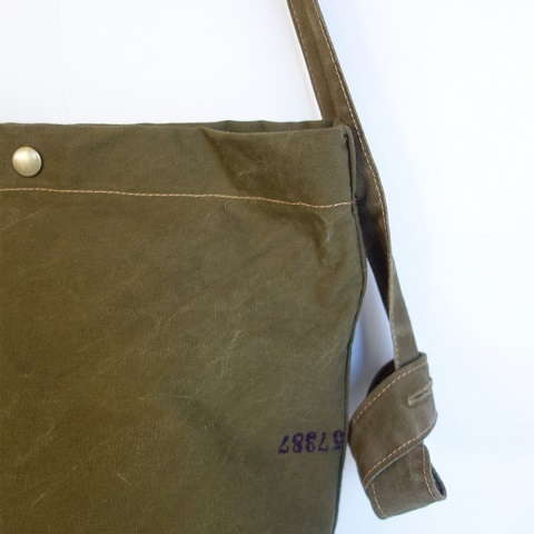 folk original : remake bag (50\'s Czech army)_a0234452_17264999.jpg