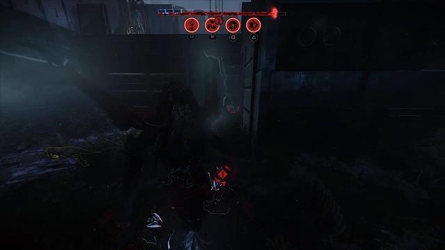 ゲーム「EVOLVE Kerakenでハンター殲滅(ハンター側有利設定」_b0362459_14170794.jpg