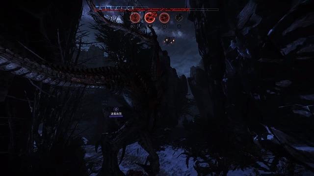 ゲーム「EVOLVE Kerakenでハンター殲滅(ハンター側有利設定」_b0362459_14285119.jpg