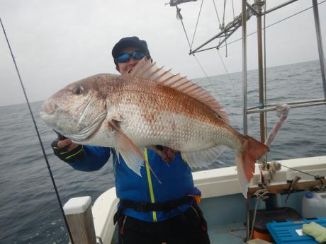 釣具のまるきん様とマリーナの釣果♪_a0077071_14091441.jpg