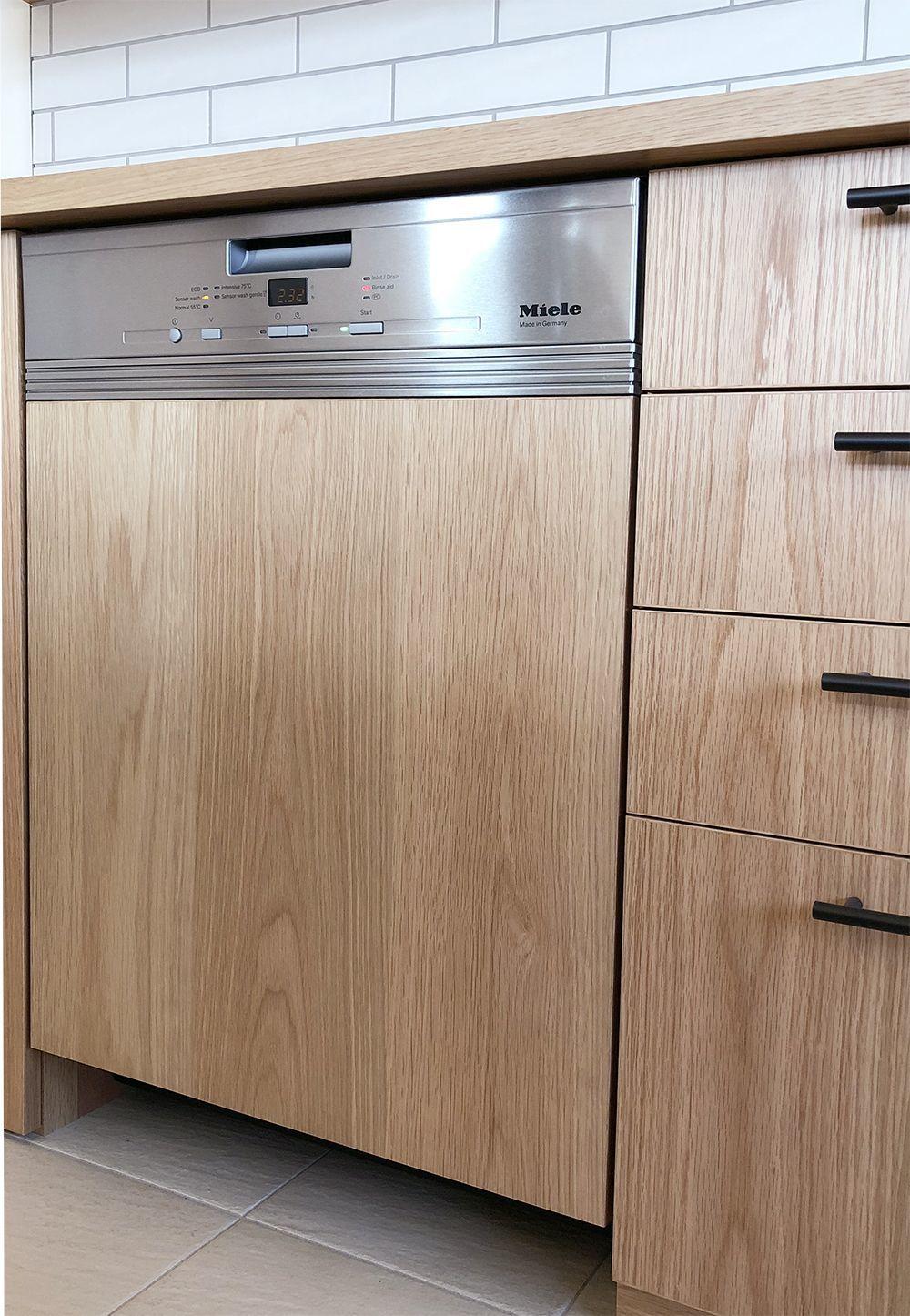 ナチュラル空間への食洗機、洗濯機設置_a0155290_11460091.jpg