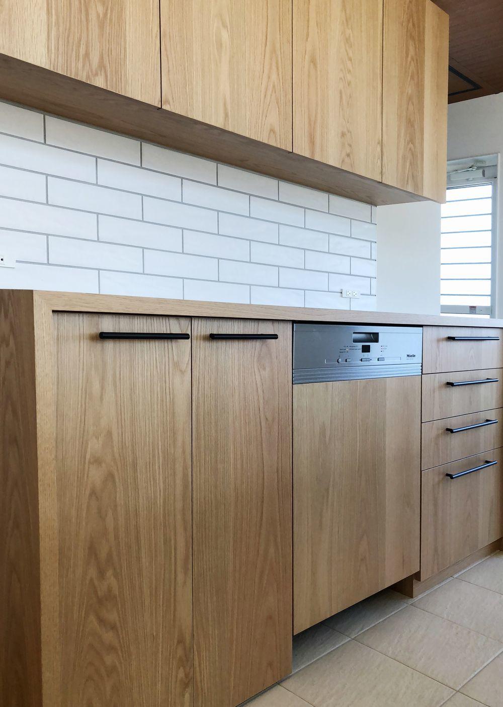ナチュラル空間への食洗機、洗濯機設置_a0155290_11461560.jpg