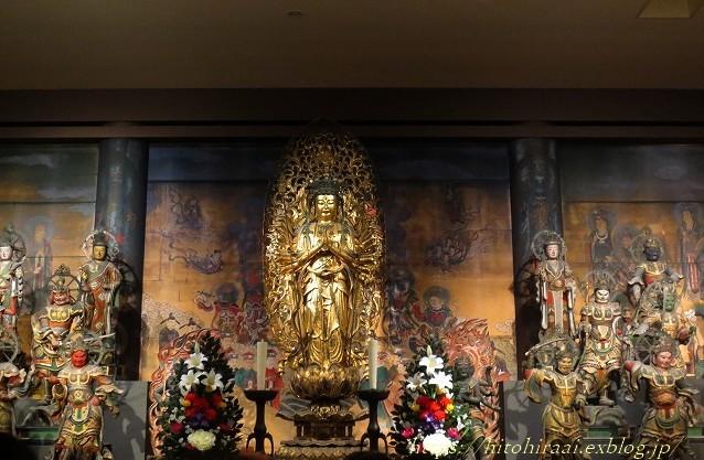 仁和寺と御室派のみほとけ 特別展へ_f0374092_17220546.jpg