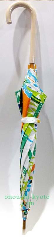 娘さんのオリジナルプリントが母の想いで素敵な日傘に!_f0184004_22551963.jpg