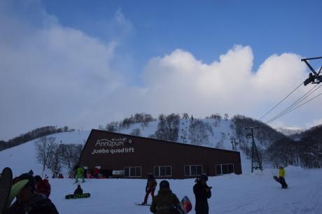 2018年1月19日北海道バックカントリースキーへ。まずはニセコアンヌプリ_c0242406_15131432.jpg