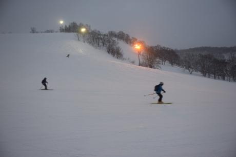 2018年1月19日北海道バックカントリースキーへ。まずはニセコアンヌプリ_c0242406_15154540.jpg