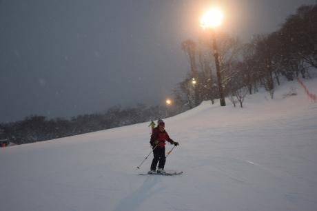 2018年1月19日北海道バックカントリースキーへ。まずはニセコアンヌプリ_c0242406_15155964.jpg