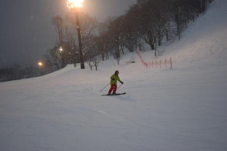 2018年1月19日北海道バックカントリースキーへ。まずはニセコアンヌプリ_c0242406_15161942.jpg