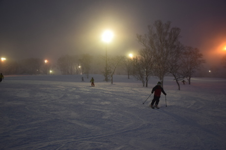 2018年1月19日北海道バックカントリースキーへ。まずはニセコアンヌプリ_c0242406_15164708.jpg