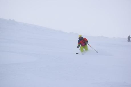 2018年1月20日 ニセコアンヌプリを滑る_c0242406_18061483.jpg