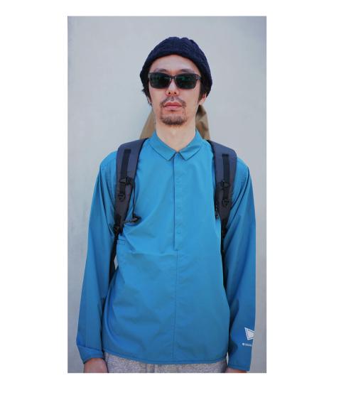Hiker\'s JACKE(ヤッケ)_f0251840_22001617.jpg