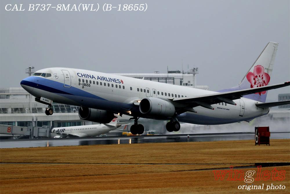 '18年 鹿児島空港レポート・・・CAL/B-18655_f0352866_2153653.jpg