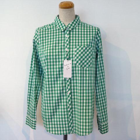 チェックシャツ_b0274170_15422385.jpg