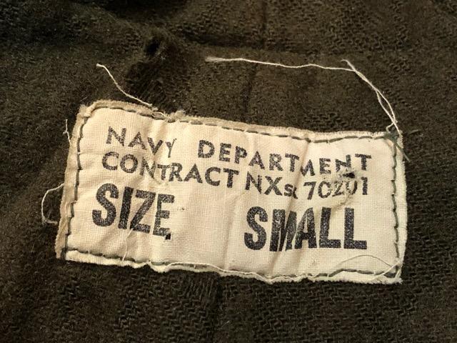 3月7日(水)大阪店ヴィンテージ入荷!#7 U.S.Navy DeckPants編!!_c0078587_3114682.jpg