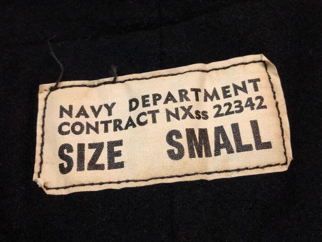 3月7日(水)大阪店ヴィンテージ入荷!#7 U.S.Navy DeckPants編!!_c0078587_321232.jpg
