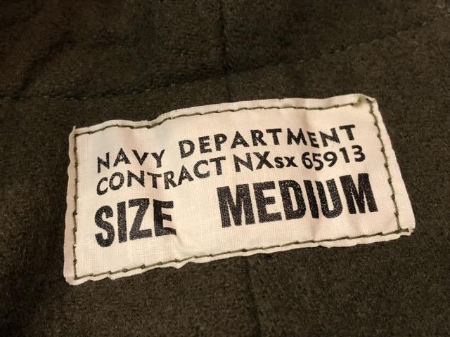 3月7日(水)大阪店ヴィンテージ入荷!#7 U.S.Navy DeckPants編!!_c0078587_363560.jpg