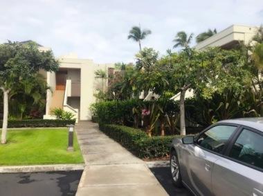 コンドミニアムのキッチン ハワイ島_c0237291_12082227.jpg