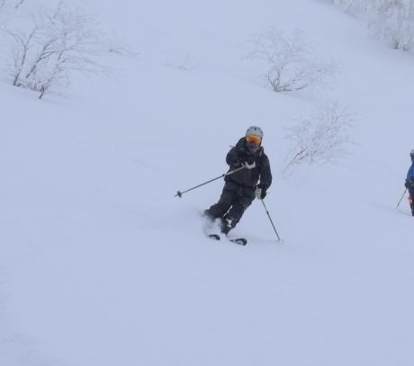 2018年1月20日 ニセコアンヌプリを滑る_c0242406_11050786.jpg