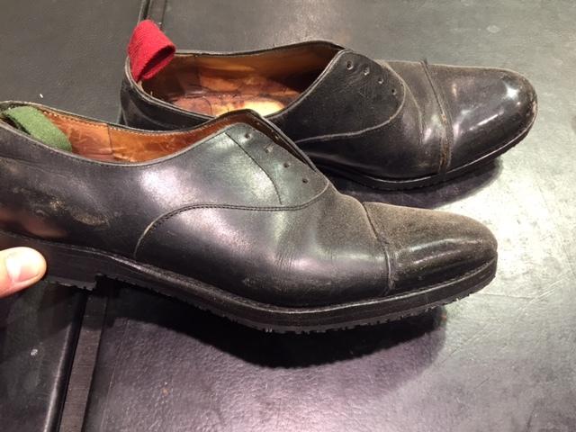 ビックリするくらいホコリまみれの靴を救出_b0226322_17403560.jpg