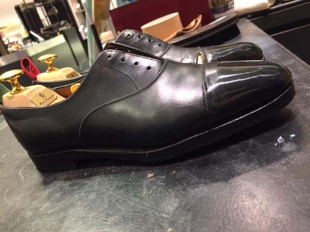 ビックリするくらいホコリまみれの靴を救出_b0226322_17532197.jpg