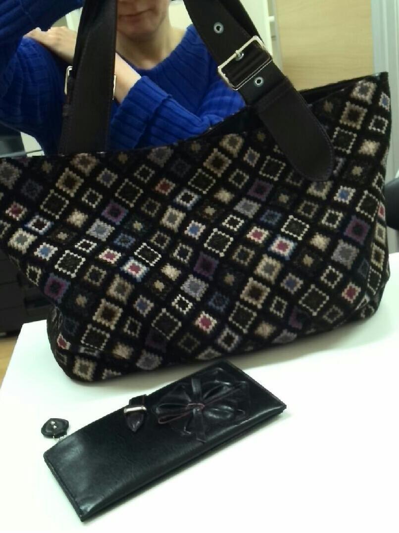 カッコ良くって色っぽい、美しいお財布が出来上りました♡_f0340942_22202917.jpg