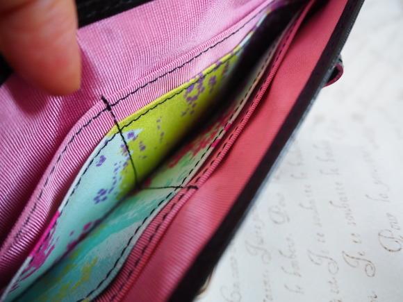 カッコ良くって色っぽい、美しいお財布が出来上りました♡_f0340942_22223841.jpg