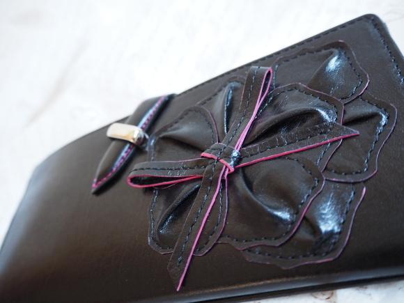 カッコ良くって色っぽい、美しいお財布が出来上りました♡_f0340942_22415652.jpg