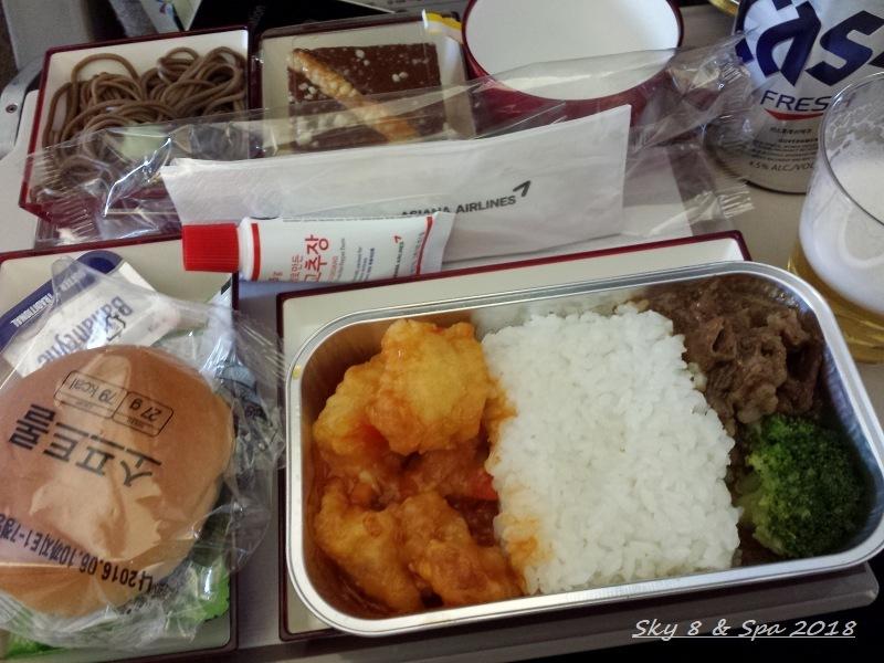◆ 機内食、その34 ソウルへ 「2016年6月」_d0316868_09353529.jpg