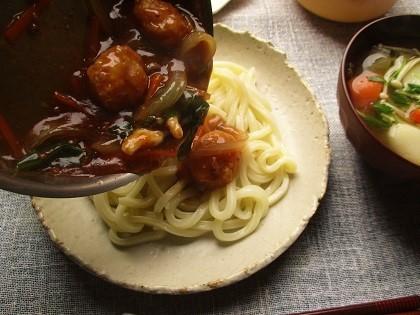 『創味シャンタン』のお味で野菜たっぷりマフィンも美味しい♪_a0305576_18105051.jpg