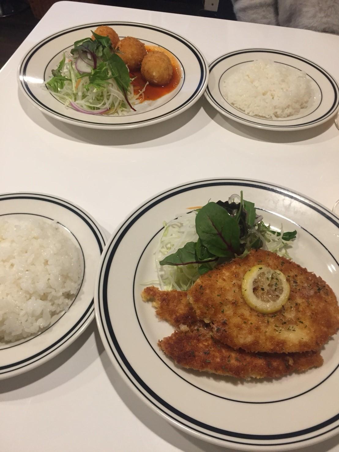 洋食堂コロンバ ディナー_e0115904_15265969.jpg