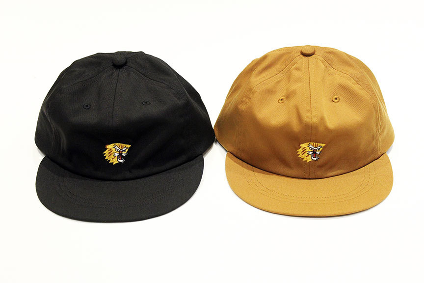 "THE COLOR (ザ・カラー) "" TIGER ONE CAP \""_b0122806_13124932.jpg"
