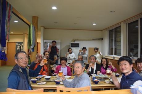 2018年1月21日ニセコ五色温泉に泊まり、裏のメクンナイ岳を滑る_c0242406_16443063.jpg