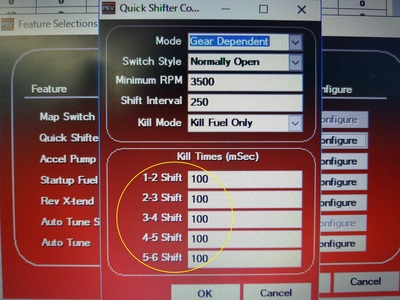 CBR1000RR クイックシフター調整_e0114857_1019280.jpg