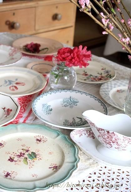 春のお皿を集めてみました。_f0374092_22074627.jpg