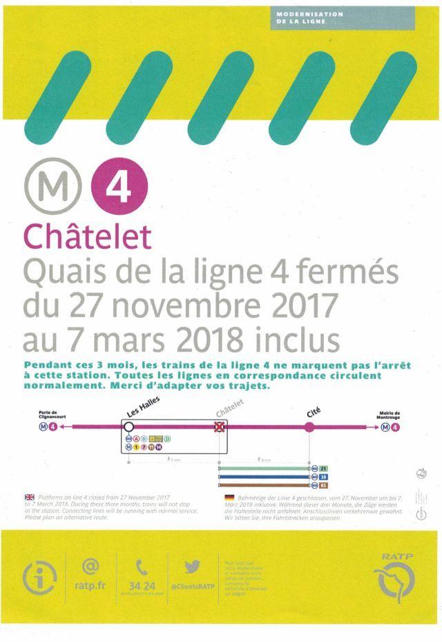 【PARIS】【RATP】【メトロ工事情報Info Travaux de maintenance】_a0008105_19431674.jpg