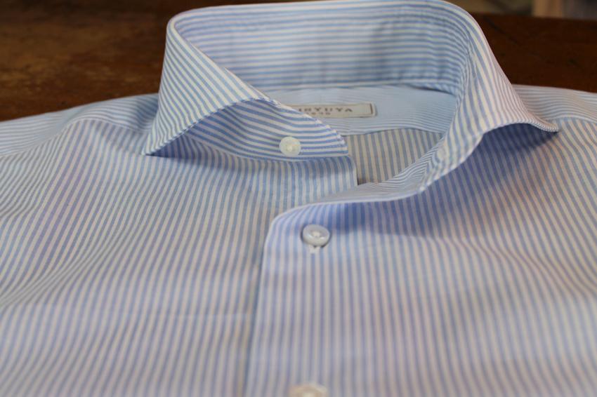 これからの季節、コットンシャツで清潔さもキープしましょう。_b0081010_19321401.jpg