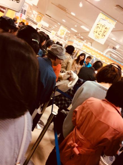 バームクーヘン博覧会 お菓子で元気を_c0239414_17252861.jpg