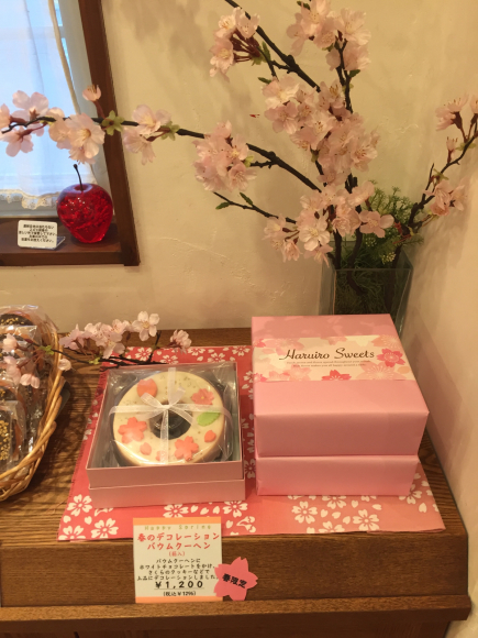 バームクーヘン博覧会 お菓子で元気を_c0239414_17255966.jpg