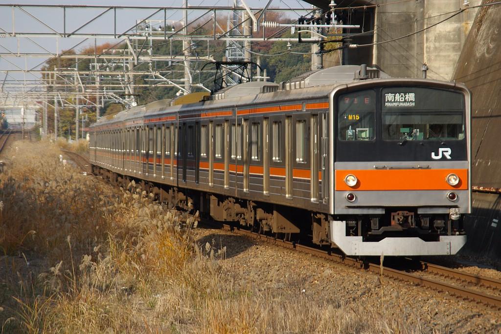 205系ケヨM15編成_f0203926_23482197.jpg