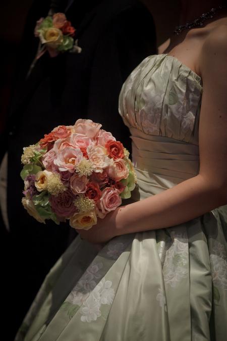 新郎新婦様からのメール ANAインターコンチネンタルホテルの花嫁様より、6年越しに _a0042928_23184914.jpg