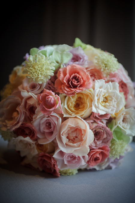 新郎新婦様からのメール ANAインターコンチネンタルホテルの花嫁様より、6年越しに _a0042928_23195749.jpg